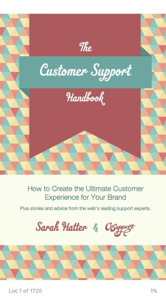 Customer Support Handbook copy