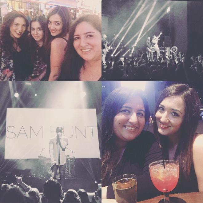 Girls Night Out - Sam Hunt